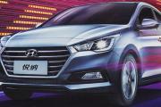 ИзображениеРассекречен дизайн нового Hyundai Solaris