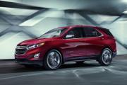 ИзображениеМарка Chevrolet представила абсолютно новый Equinox