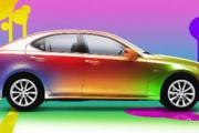 ИзображениеСамые популярные цвета автомобилей!