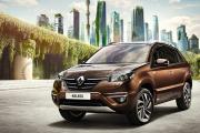 ИзображениеНовый Renault Koleos