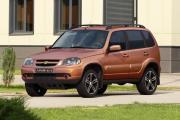 """ИзображениеЮбилейная версия Chevrolet Niva """"Бронзового цвета"""""""