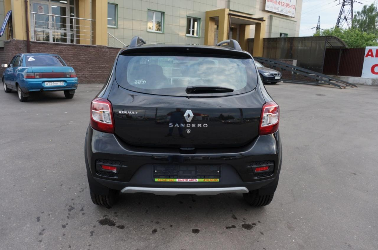ИзображениеRenault Sandero Stepway New