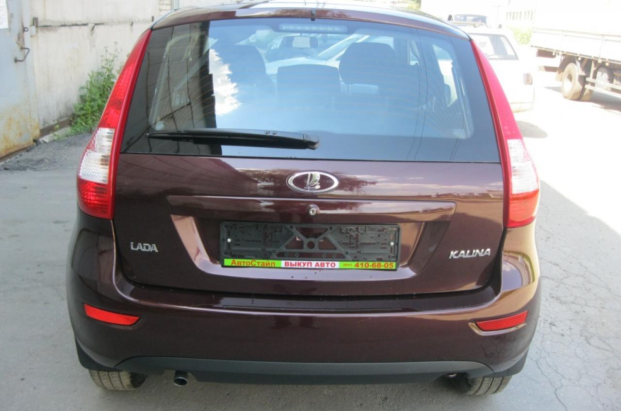 ИзображениеLada Kalina 2 Hatchback