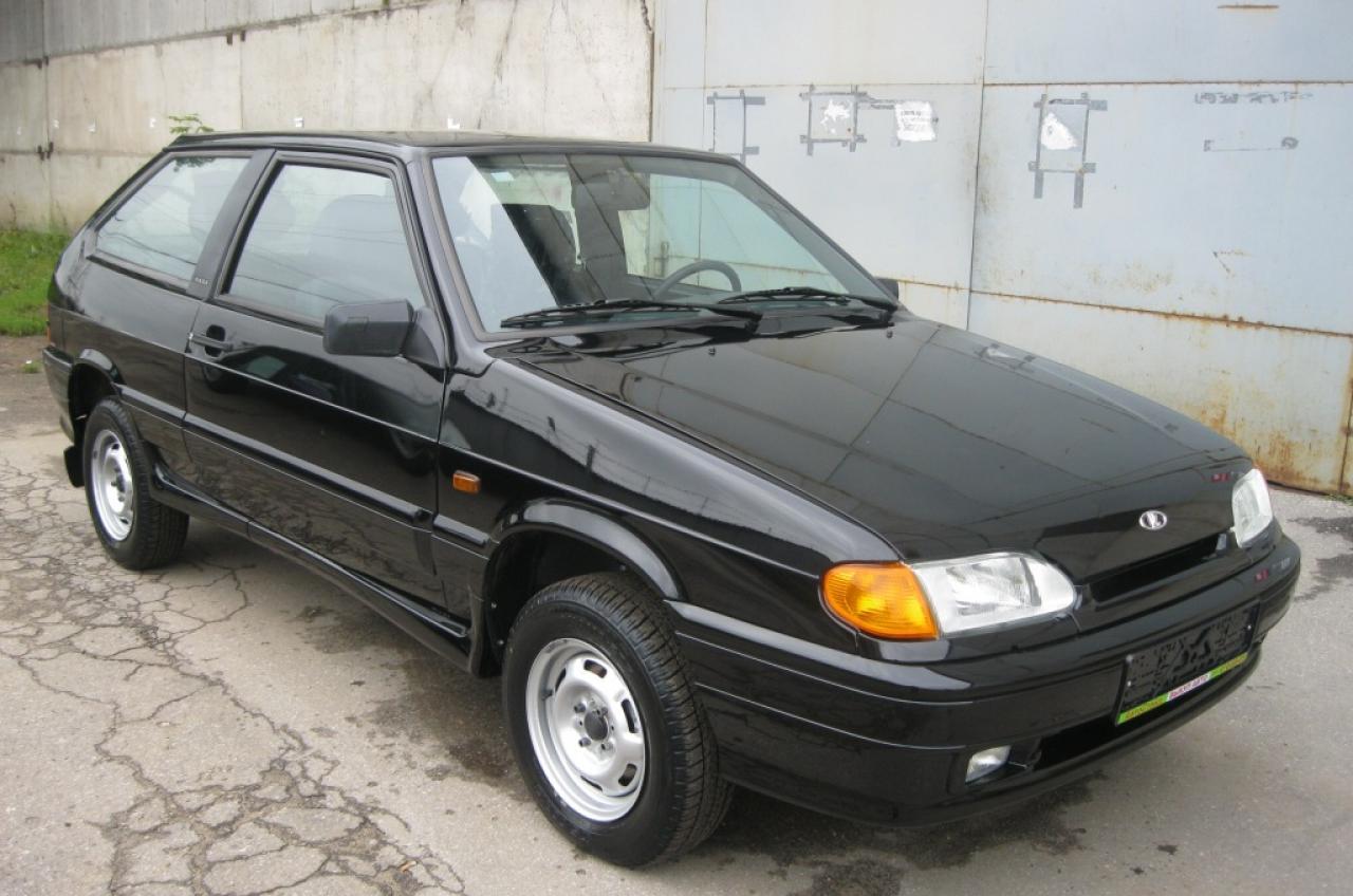 ИзображениеLada Samara Hatchback 3dr (Лада Самара Хетчбэк 3-дв)
