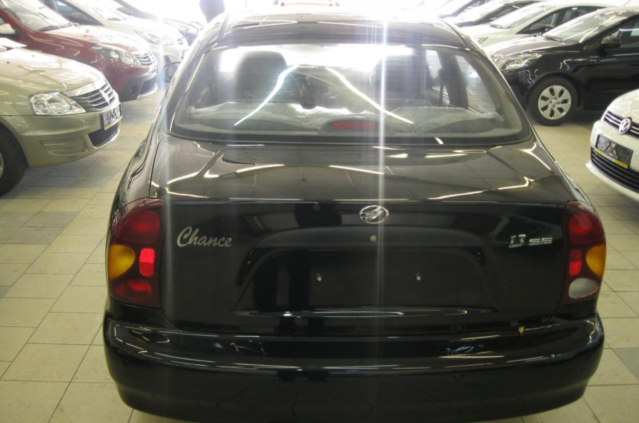 ИзображениеZAZ Chance Sedan