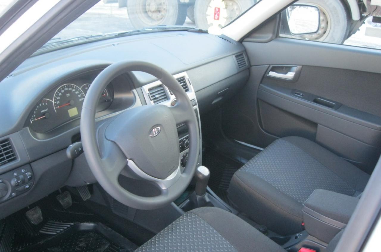 ИзображениеLada Priora Hatchback