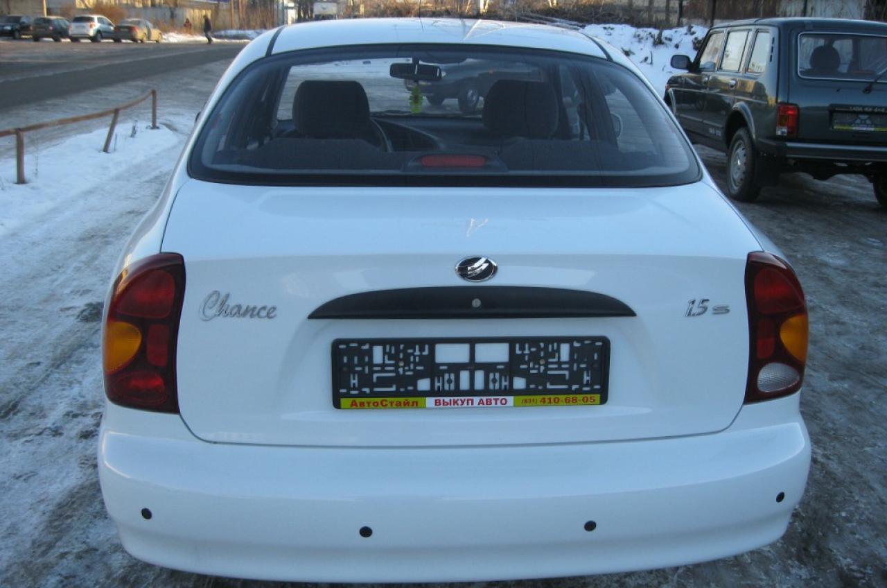 ИзображениеZAZ Chance Sedan ( ЗАЗ Шанс Седан)