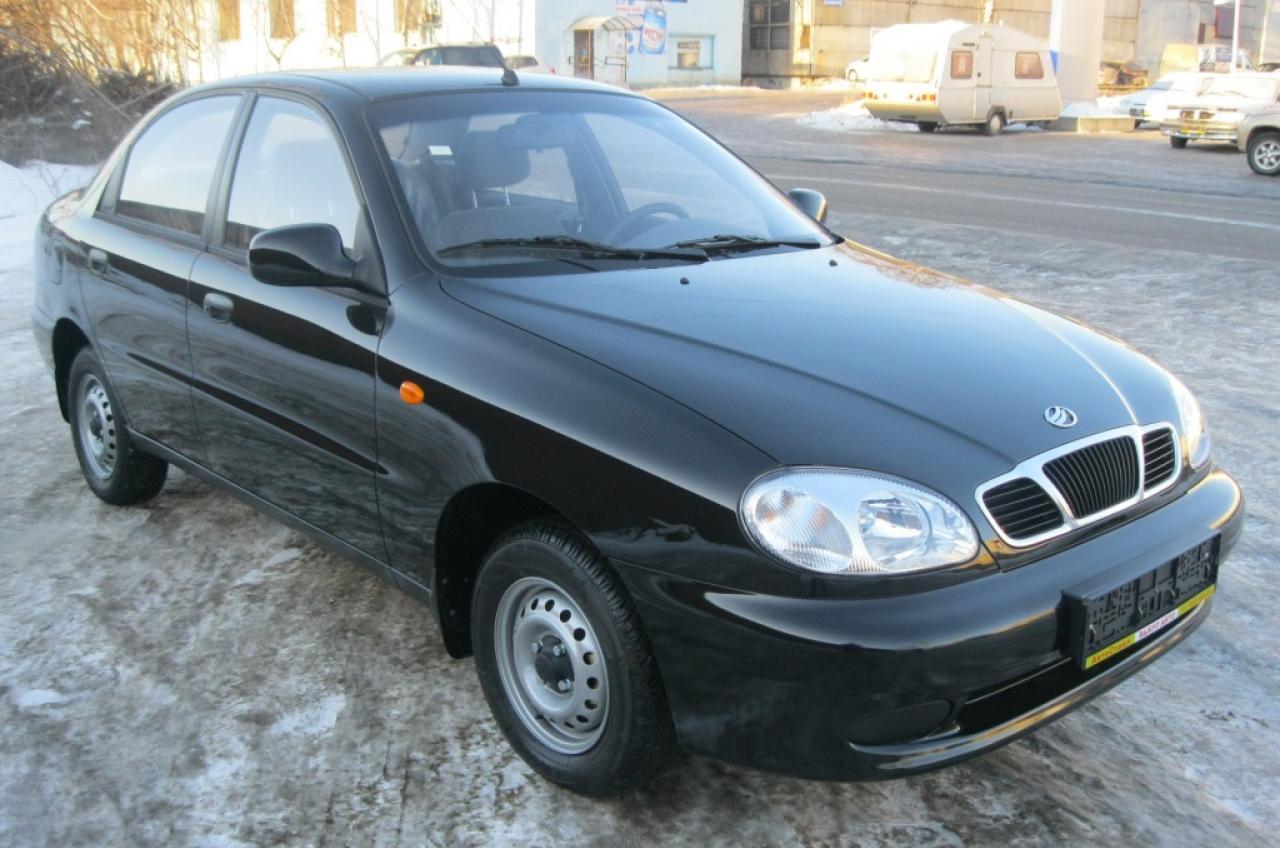 ИзображениеZAZ Chance Sedan (Заз Шанс Седан)